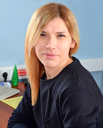 Ожеховская Ольга Михайловна,